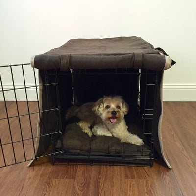 Animals Matter® Luxe Crate Cover - Animals Matter - 1