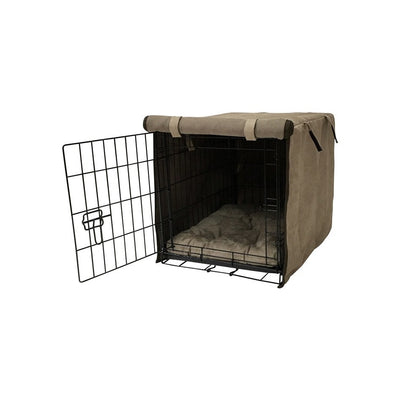 Animals Matter® Luxe Crate Cover - Animals Matter - 4