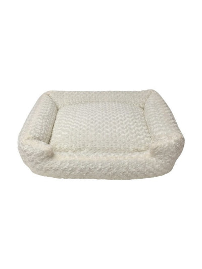 Animals Matter Katie Puff Lounger Luxury Dog Bed Winter