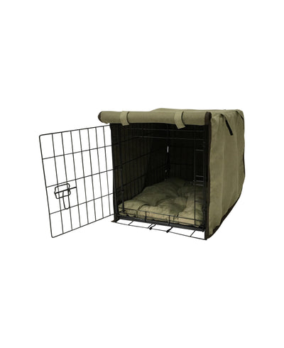 Animals Matter® Luxe Crate Cover - Animals Matter - 5