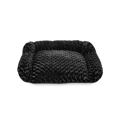 Animals Matter Katie Puff Sydney Luxury Dog Bed Black