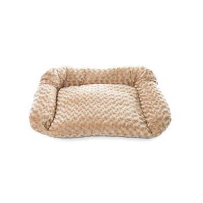 Animals Matter Katie Puff Sydney Luxury Dog Bed Camel