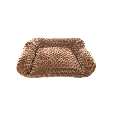 Animals Matter Katie Puff Sydney Luxury Dog Bed Mocha
