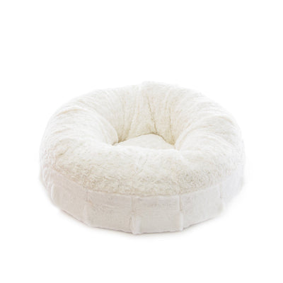 Animals Matter Katie Puff Orthopedic Luxury Dog Bed Winter