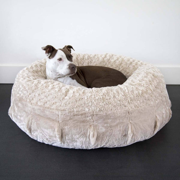 Animals Matter 174 Katie Puff 174 Luxury Dog Bed