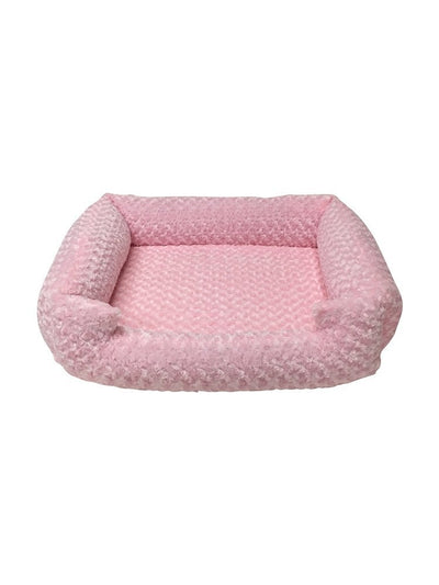Animals Matter Katie Puff Ortho Lounger Pink