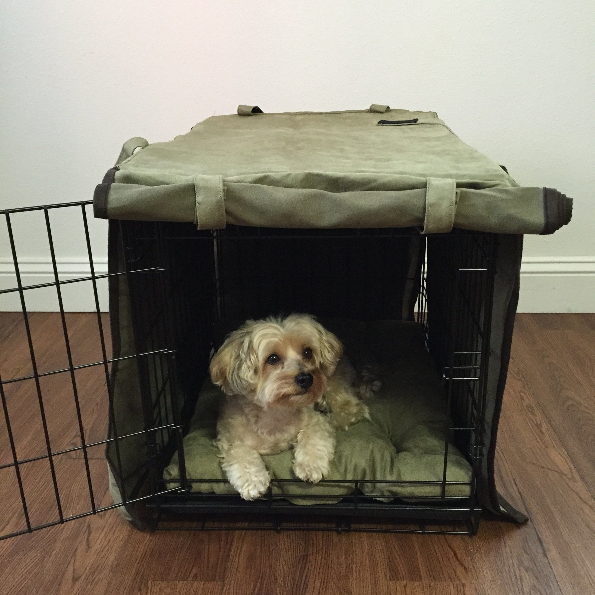 Animals Matter® Luxe Crate Pad - Animals Matter - 1