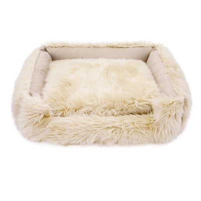 Animals Matter® Shag Lounger™ - Camel