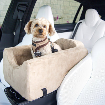 Animals Matter Companion Car Seat SUV Console Camel