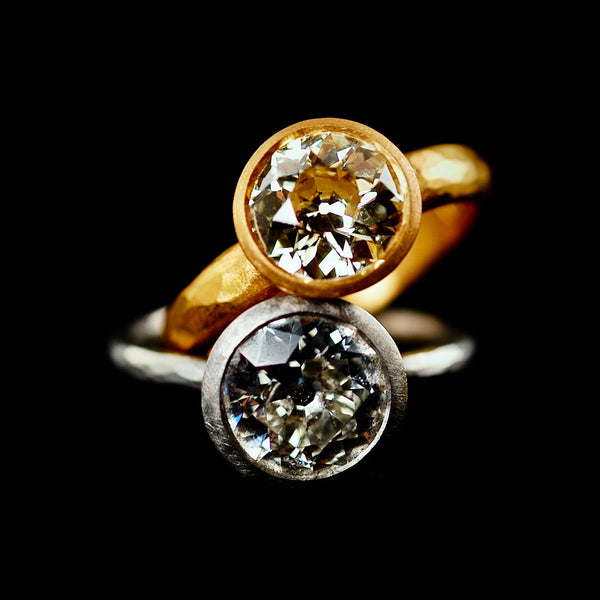Old Cut Diamond Rings