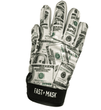 Respect The Hustle - Motocross And Bike Gloves