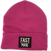 Pink Fast Mask Toque
