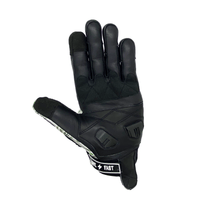 Respect The Hustle  Motorcycle Gloves