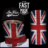 UK Flag Fast Mask - *Now with Sewn Edges*