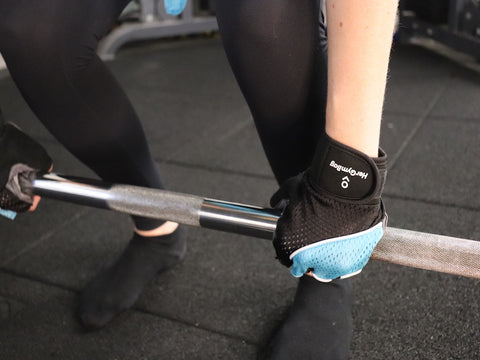 The ultimate women's weight lifting glove, built for maximum protection when lifting heavy