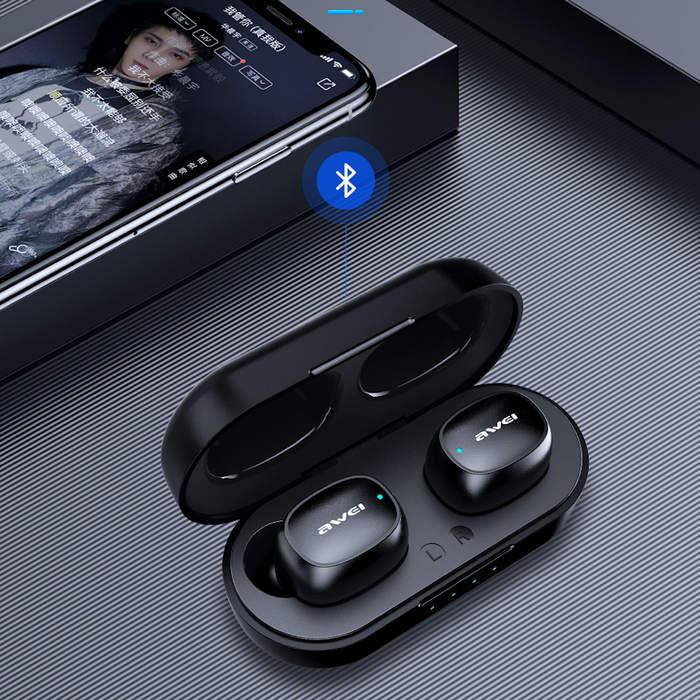 T13 Bluetooth EarPods - aspecttechnology - EarPods - AirPods - iOS - Android - Apple - Awei