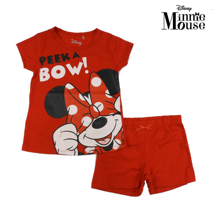 Pijama De Minnie Mouse