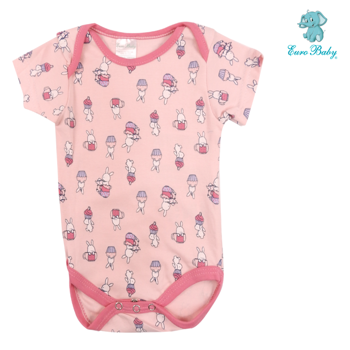 Body Bebé Niña Estampado
