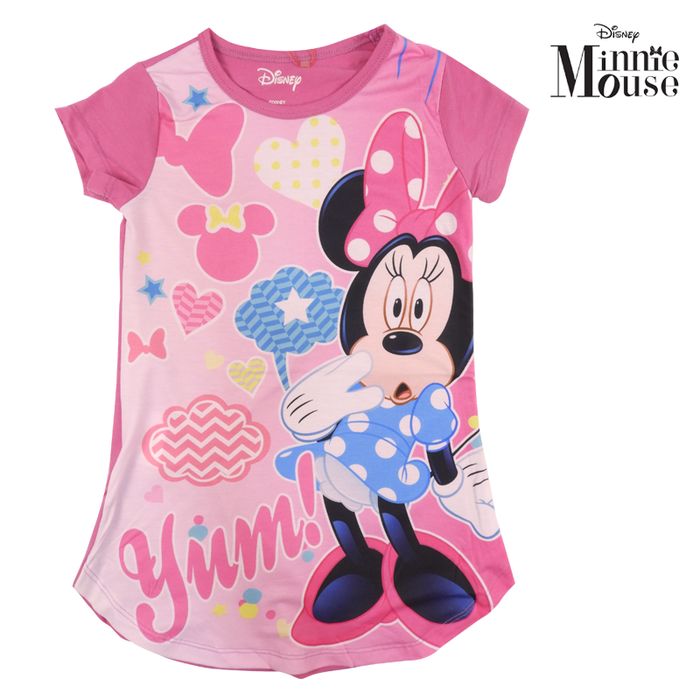 Bata De Dormir De Minnie Mouse