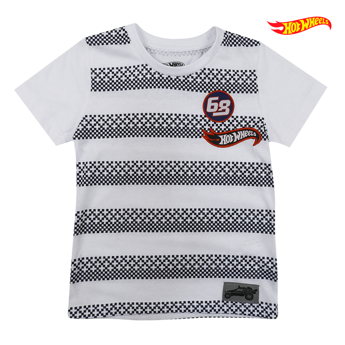 T-Shirt  De Hot Wheels