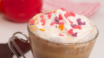 Cupid Cappuccino Valentine's Day Recipe