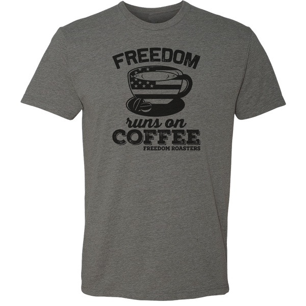 Freedom Runs on Coffee