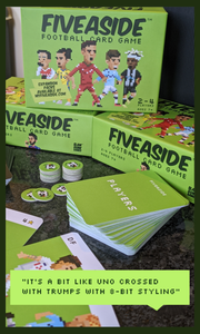 Fiveaside® Football Card Game