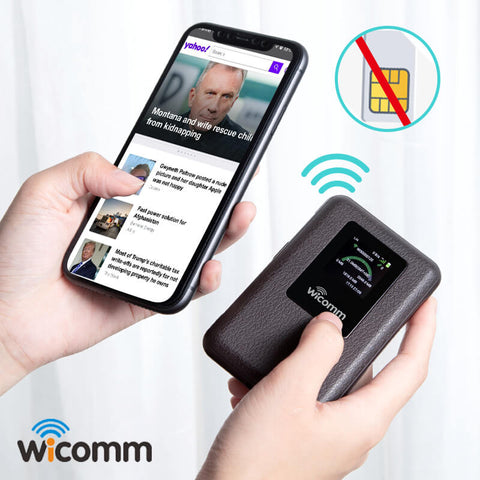 Wicomm-MIFI for global roaming