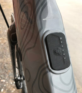 New Fazua Touch Remote on Cairn Cycles E-Adventure 1.0