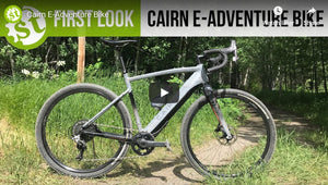 Singletrack Charged First Look At The Cairn E-Adventure 1.0