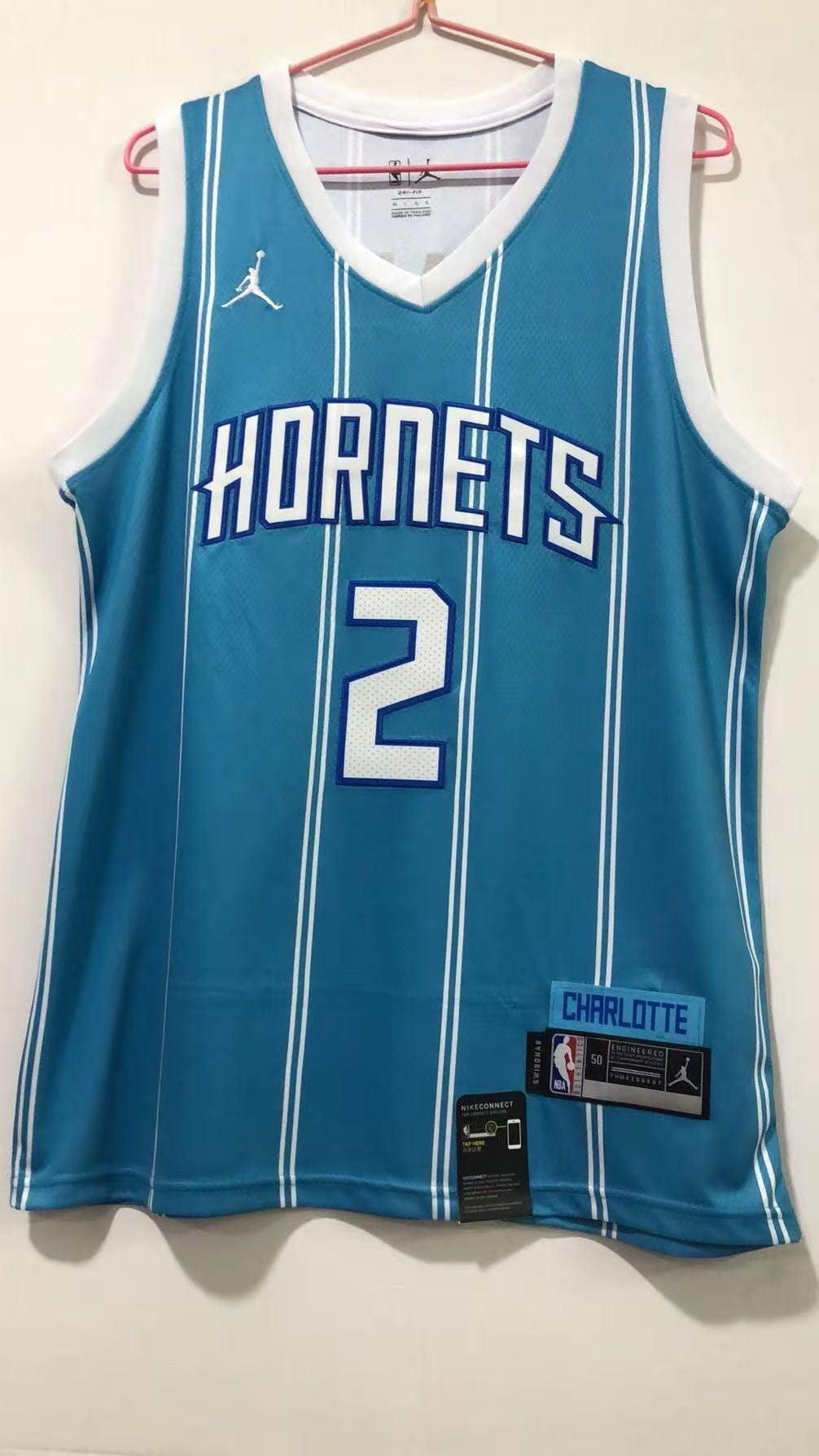 Lamelo Ball 2 Charlotte Hornets Jersey Jerseygrizzly