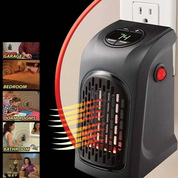 Eco-Instant™ Portable Heater