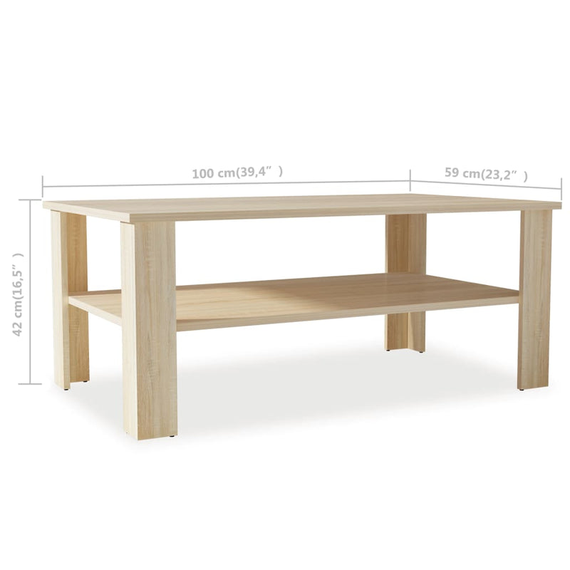 Blankenship Coffee Table