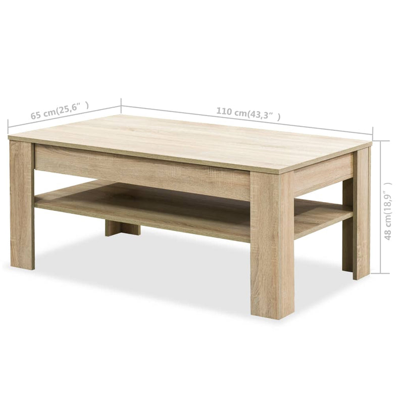 Camacho Coffee Table