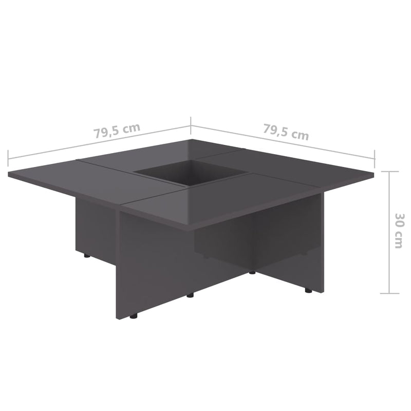 Norman Coffee Table