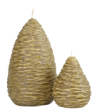 Hand-Carved Pine Cones