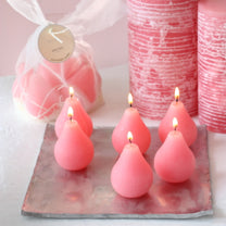 Petite Scented Pear Candles