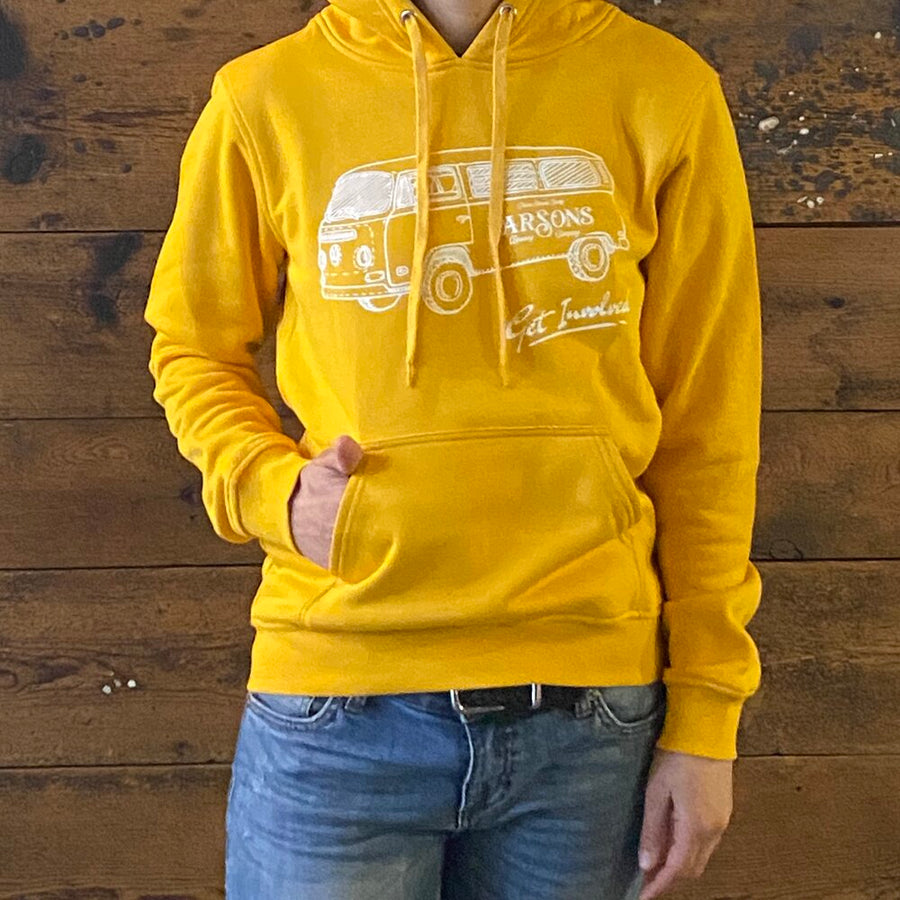 Parsons Westy Hoodie - Get involved!