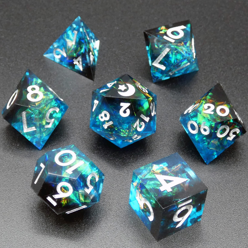 Handcrafted Dice
