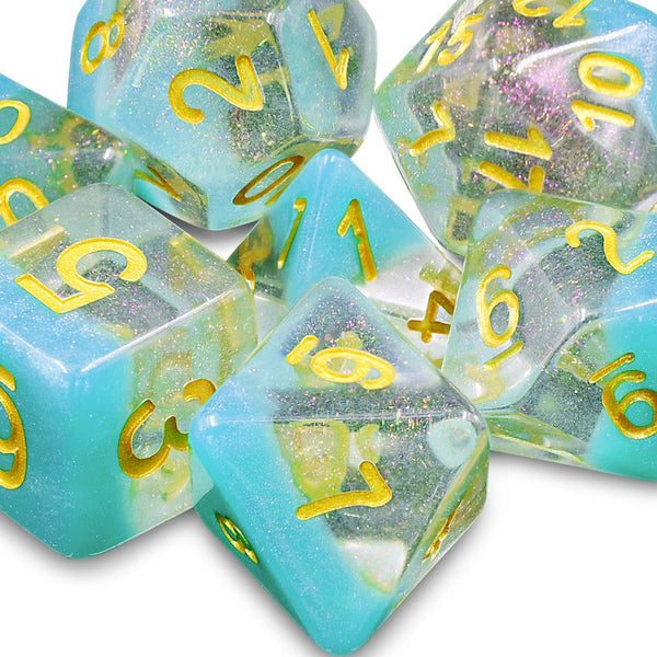 Everest - RPG Dice Set | DICEBOUND ✦ Your Canadian Dice Company