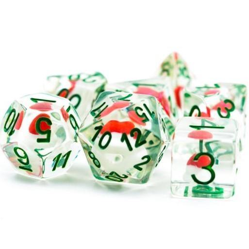 Santa - RPG Dice Set - DICEBOUND