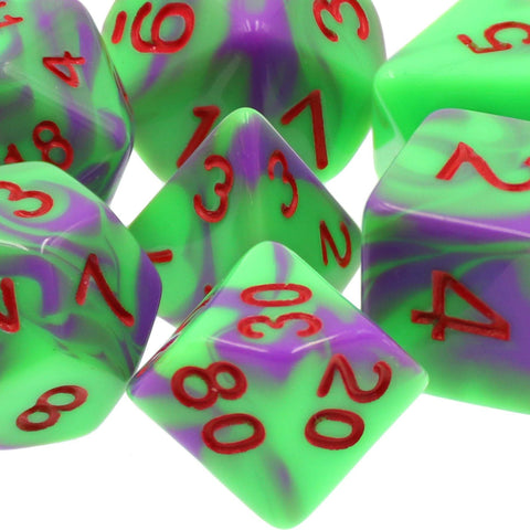 Joker - RPG Dice Set - DICEBOUND