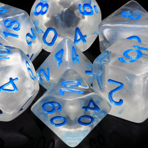 Whisper - RPG Dice Set - DICEBOUND