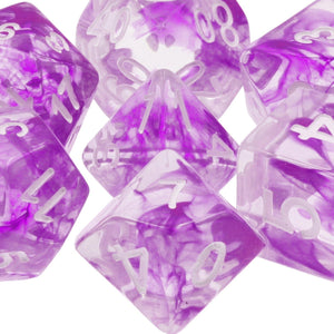 Swurple - RPG Dice Set - DICEBOUND