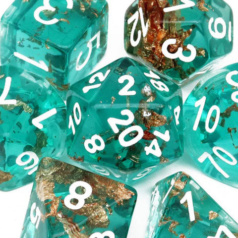 Ariel - RPG Dice Set | DICEBOUND ✦ Your Canadian Dice Company