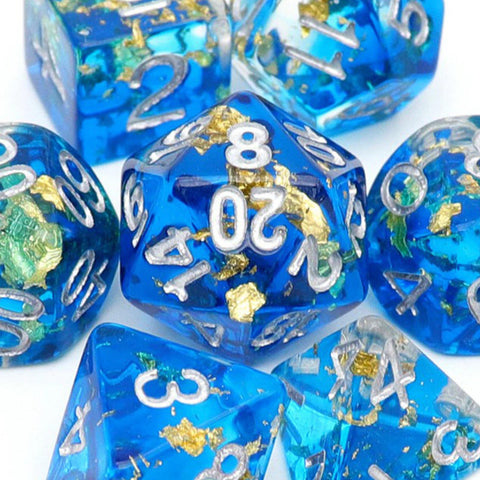 Atlantis - RPG Dice Set | DICEBOUND ✦ Your Canadian Dice Company
