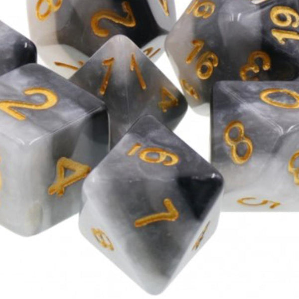 Dusk - RPG Dice Set | DICEBOUND ✦ Your Canadian Dice Company