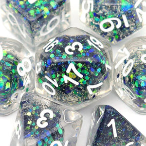 Glimmer - RPG Dice Set | DICEBOUND ✦ Your Canadian Dice Company