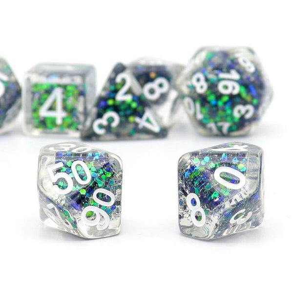 Glimmer - RPG Dice Set - DICEBOUND