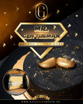 Mr Gentleman Golden Durian (MSW) Cake